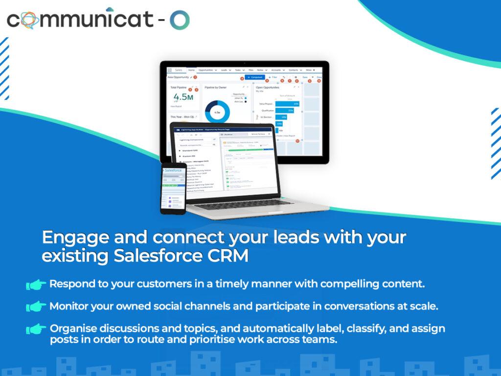 Salesforce Social Media Messaging Program