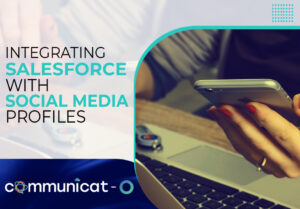 Salesforce with Social Media